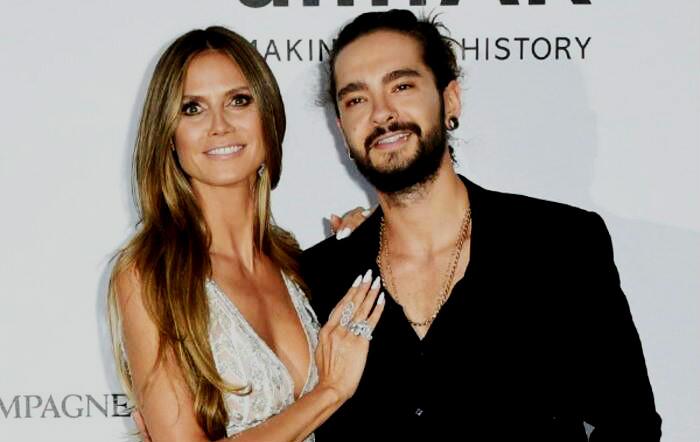 Τρίτο στεφάνι για τη Heidi Klum: Παντρεύτηκε τον Φλεβάρη (!) τον Tom Kaulitz - η είδηση γνωστοποιήθηκε τώρα