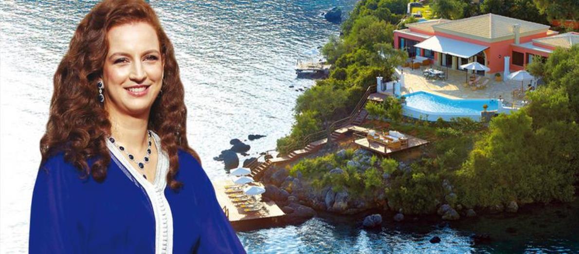Dolce vita για τη Μαροκινή πριγκίπισσα στη Σκιάθο, μετά τον χωρισμό: Η λατρεία της για την Ελλάδα