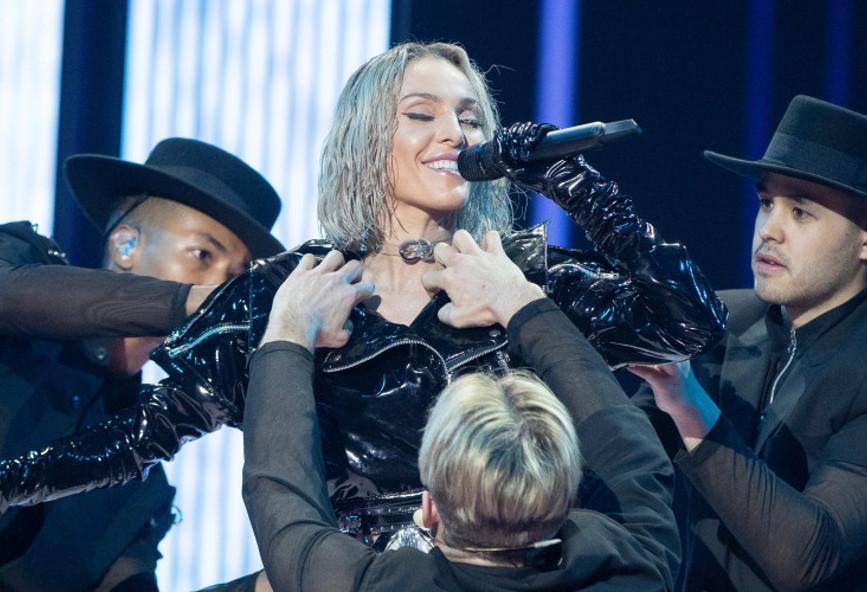 Eurovision, part II, Tάμτα, part II: Ποιος τής έδωσε πρωτιά με την πρόβα της μόνο (βίντεο)