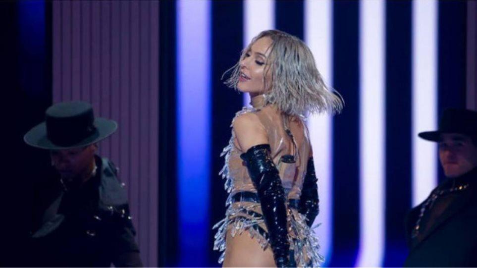Σάρωσε η Τάμτα στο live της, στη Βαρκελώνη, μπροστά σε 100.000 θεατές (βίντεο)