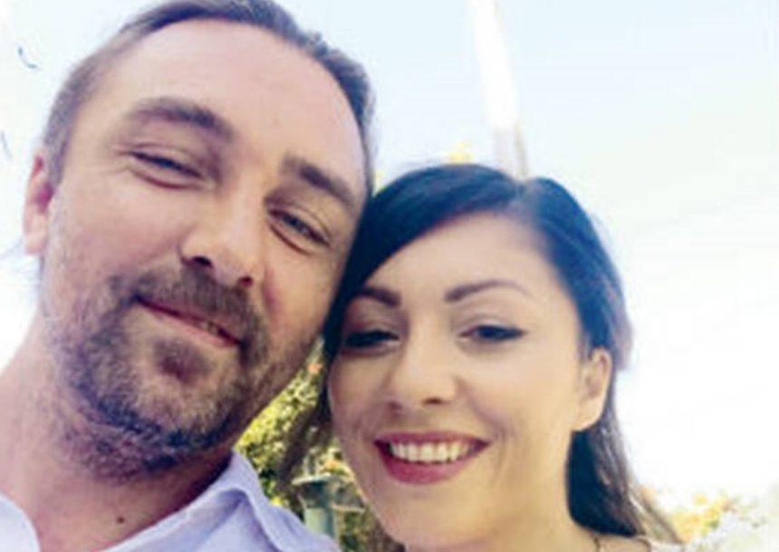 Ιβάν Σβιτάιλο – Σταυριάνα Γαρνάβου: Οι πρώτες φωτογραφίες από το μυστικό γάμο τους στην Κέρκυρα