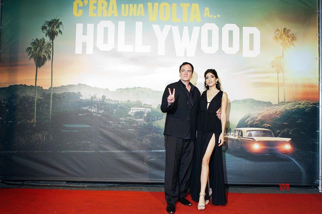 Quentin Tarantino: Πρώτη φορά πατέρας στα 56 του