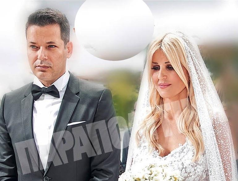 Έλενα Ράπτη - Κίμων Μπάλας: η πρώτη φωτογραφία από το γάμο τους που βγαίνει στη δημοσιότητα