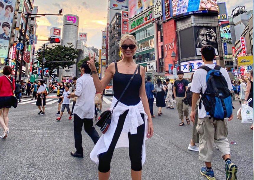Κατερίνα Καινούργιου – Φίλιππος Ταγκρίδης: ερωτευμένοι στο Τόκιο