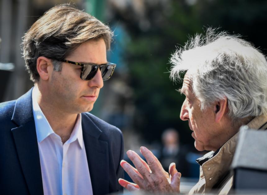 Ο Αλέξανδρος Μπουρδούμης, ο Κώστας Γαβράς και η ερώτηση που θα ήθελε να κάνει στον Αλέξη Τσίπρα