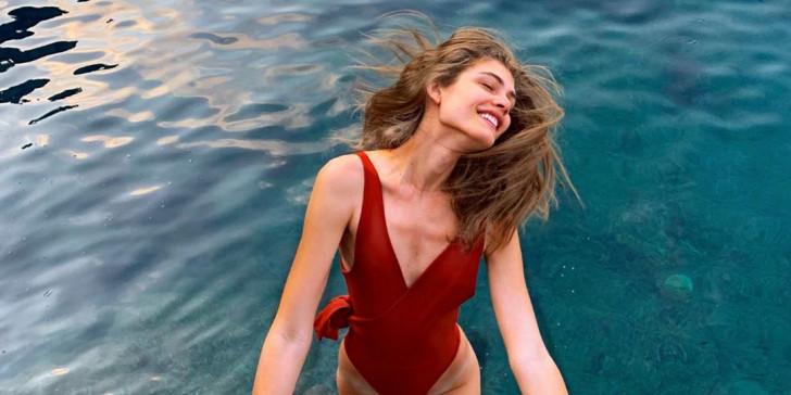 Βαλεντίνα Σαμπάιο: Αυτό είναι το πρώτο διεμφυλικό «αγγελάκι» της Victoria's Secret