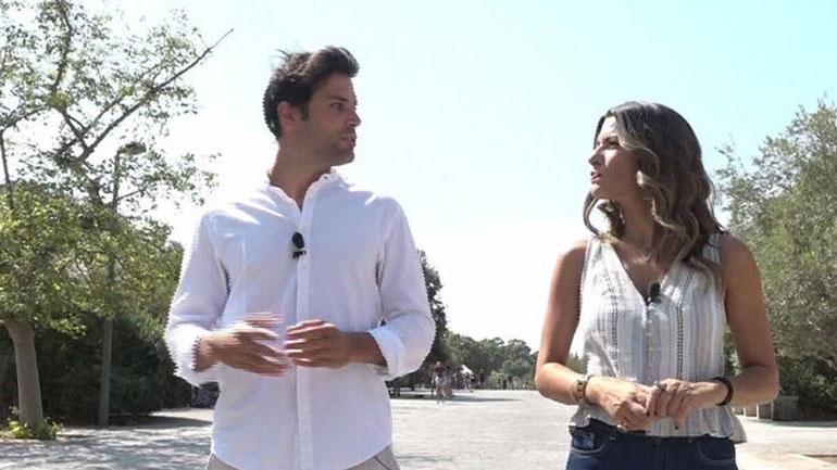 Ο Φαίδων Κεφαλέας επέστρεψε στην Ελλάδα και μιλάει για την Ελένη Μενεγάκη