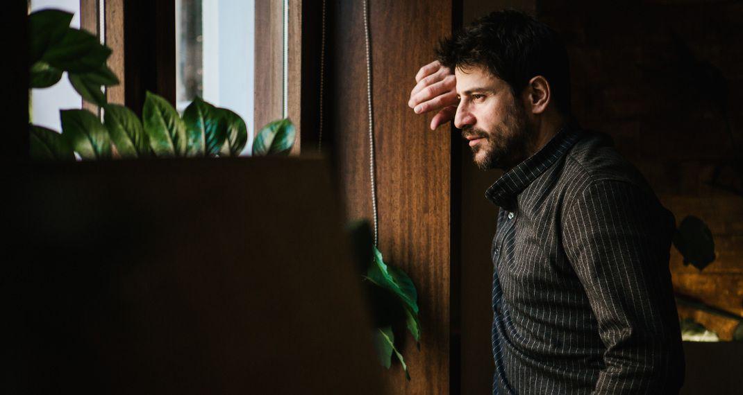 Αλέξης Γεωργούλης: Μόλις χώρισε και έκανε διακοπές στη Λάρισα