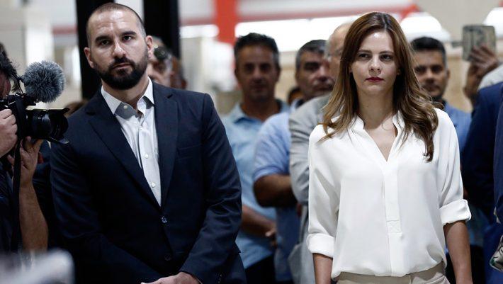 Αχτσίογλου – Τζανακόπουλος: Έζησαν τον έρωτά τους στην Κίμωλο