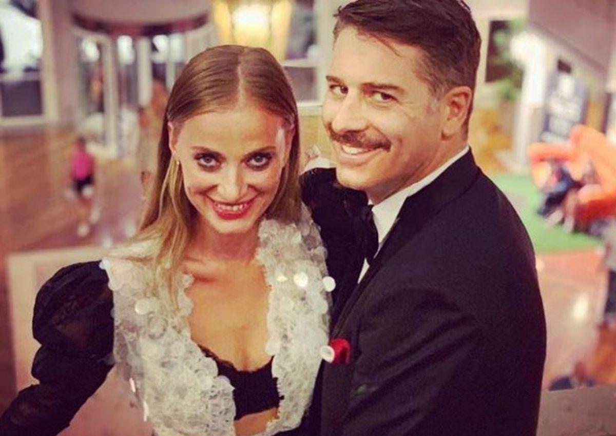 Αλέξανδρος Μπουρδούμης: «Νιώθω ευλογημένος που γνώρισα τη Λένα»