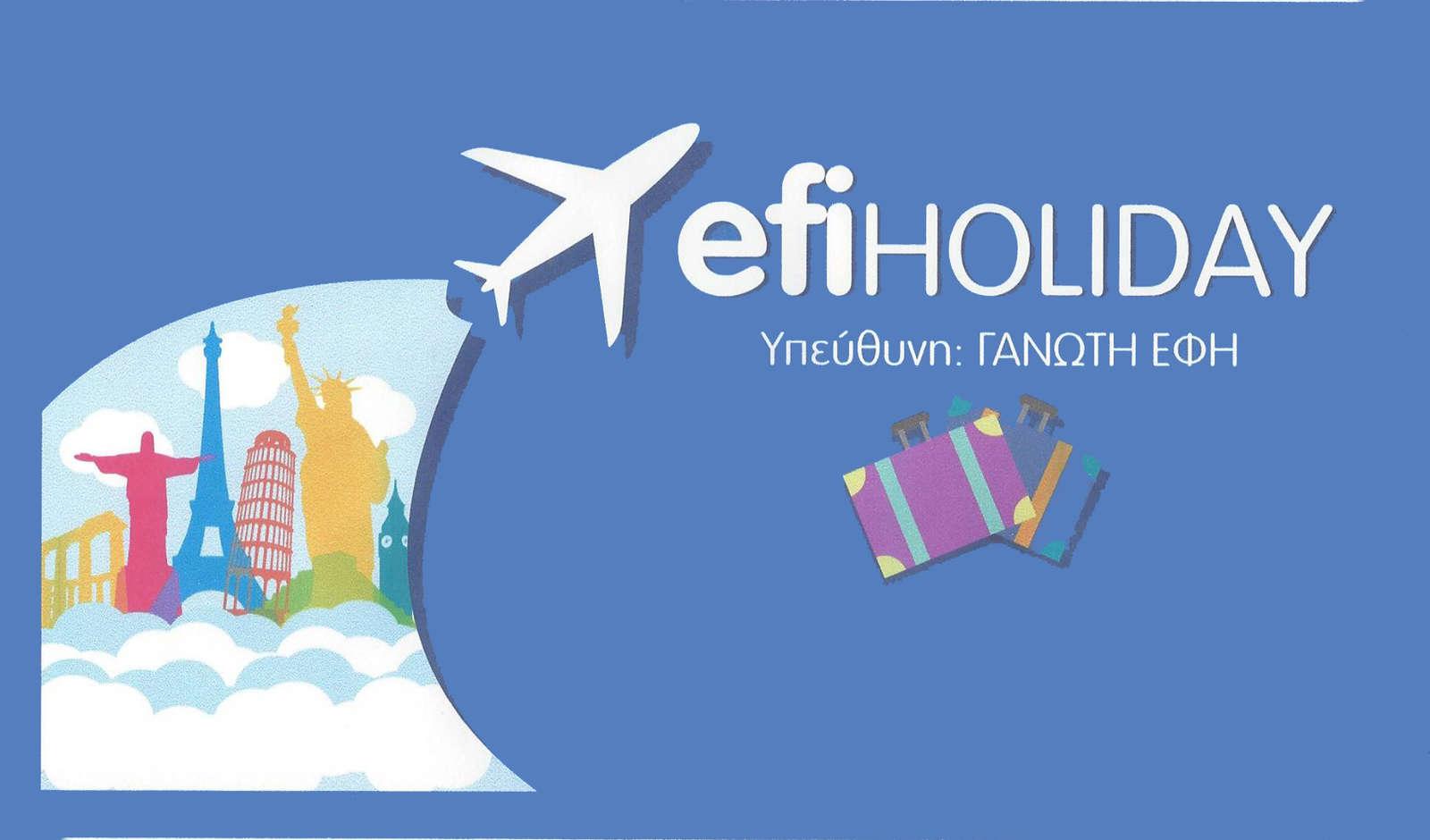 Efi HOLIDAY Tours & Travel