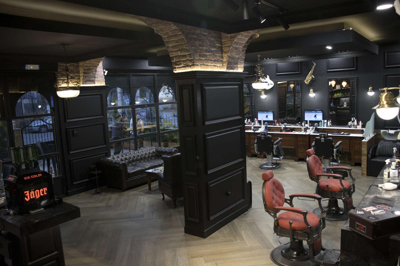 Paris Barber Shop