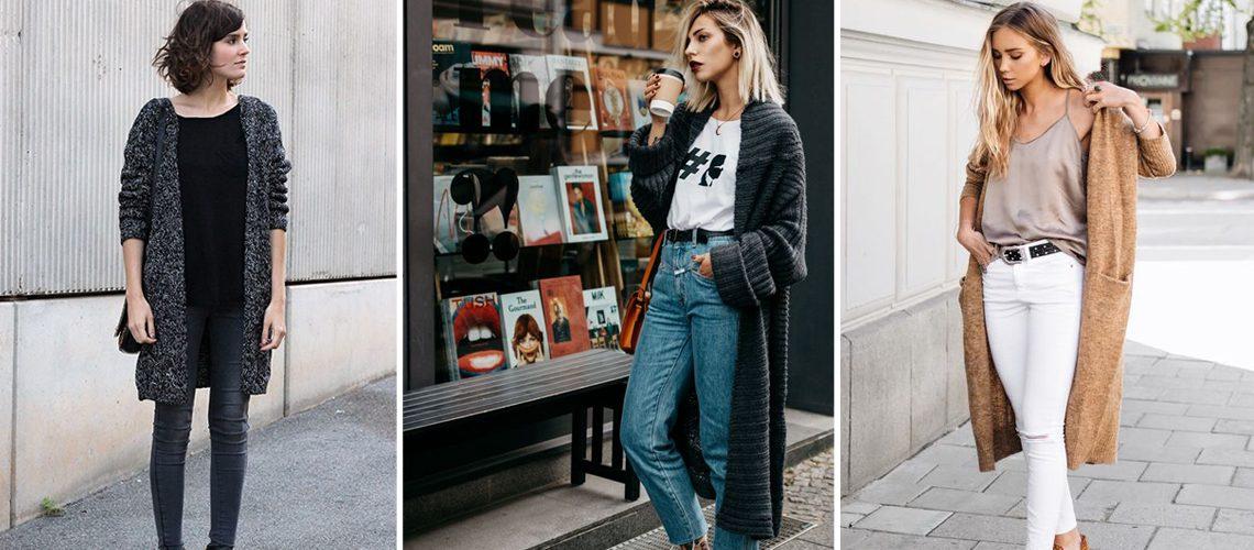 Φορέστε ζακέτα το Φθινόπωρο με τους τρεις πιο chic τρόπους