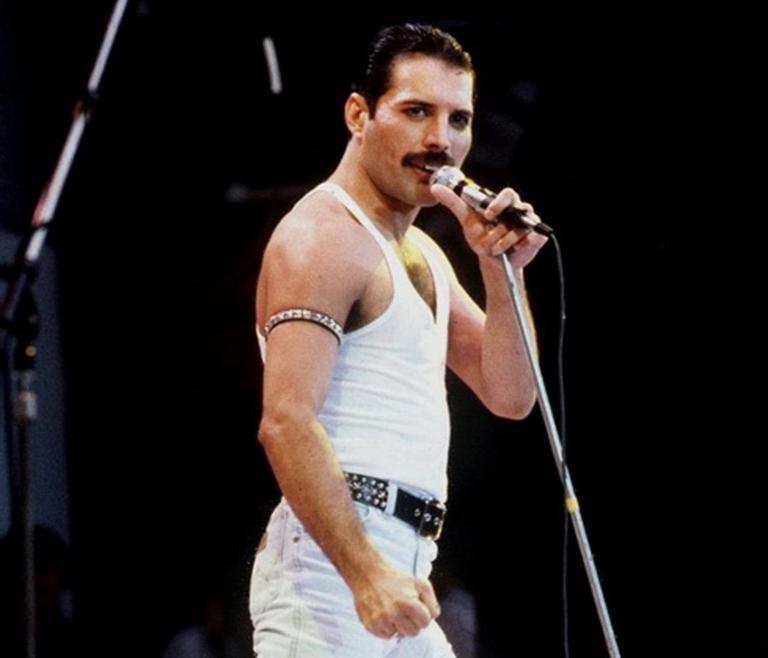 Freddie Mercury: Οι τελευταίες του φωτογραφίες πριν φύγει από τη ζωή