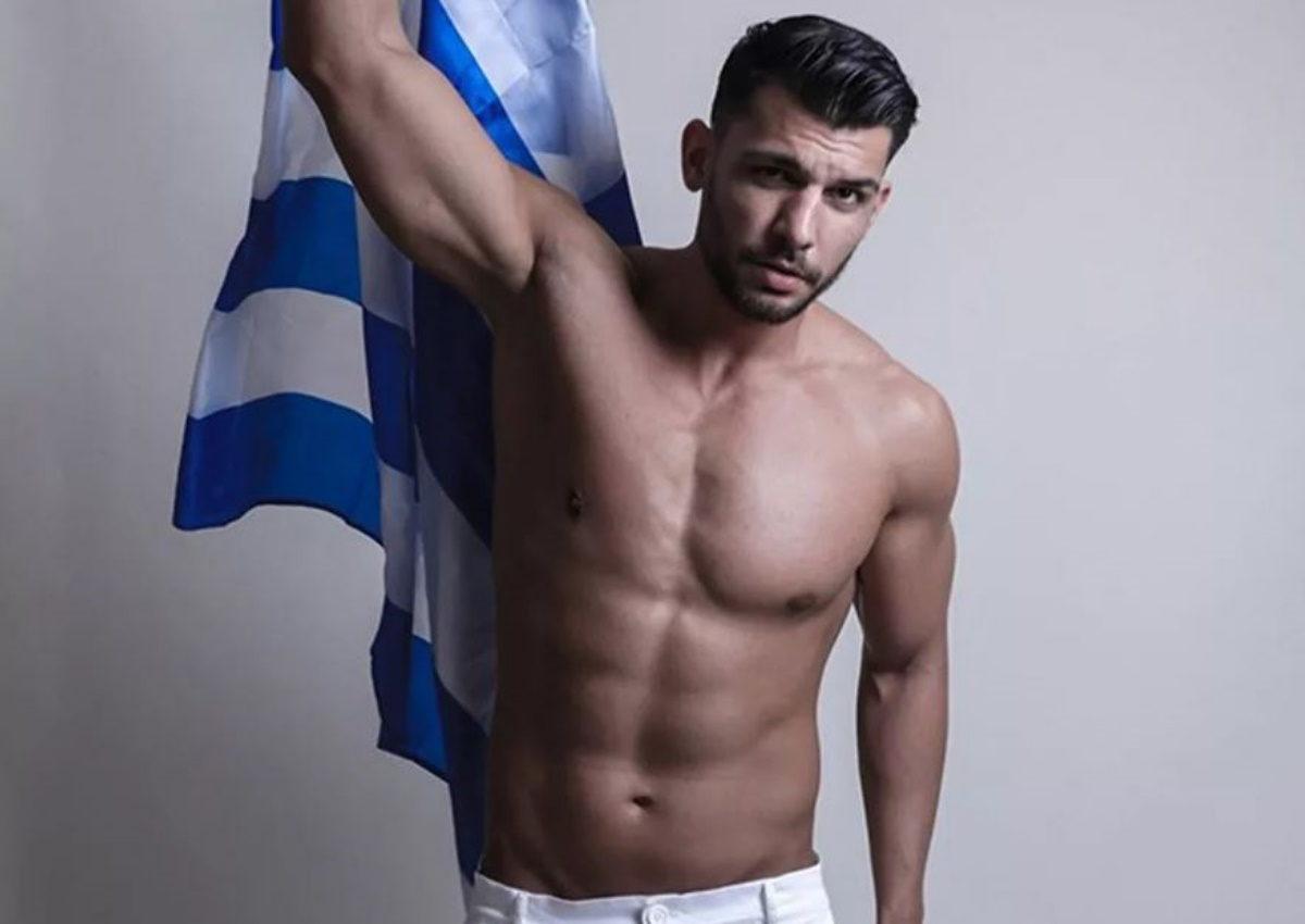 Ανδρέας Μποταΐτης: Έλληνας ο 2ος πιο όμορφος άνδρας στον κόσμο
