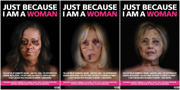 """Σοκ! Επώνυμες θύματα βίας """"Απλώς γιατί είναι γυναίκες..."""""""