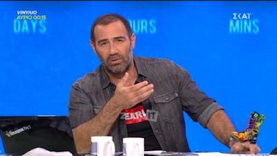 Ανακοίνωση «κόλαφος» του Αντώνη Κανάκη για τη λήξη της συνεργασίας του με τον ΣΚΑΪ