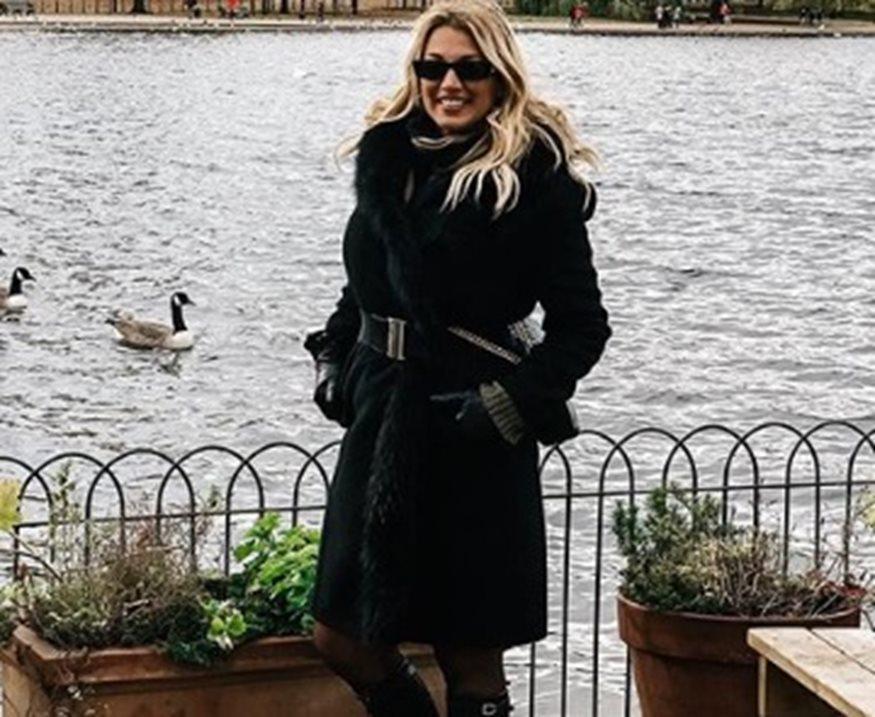 Κωνσταντίνα Σπυροπούλου: Νέα επαγγελματικά σχέδια
