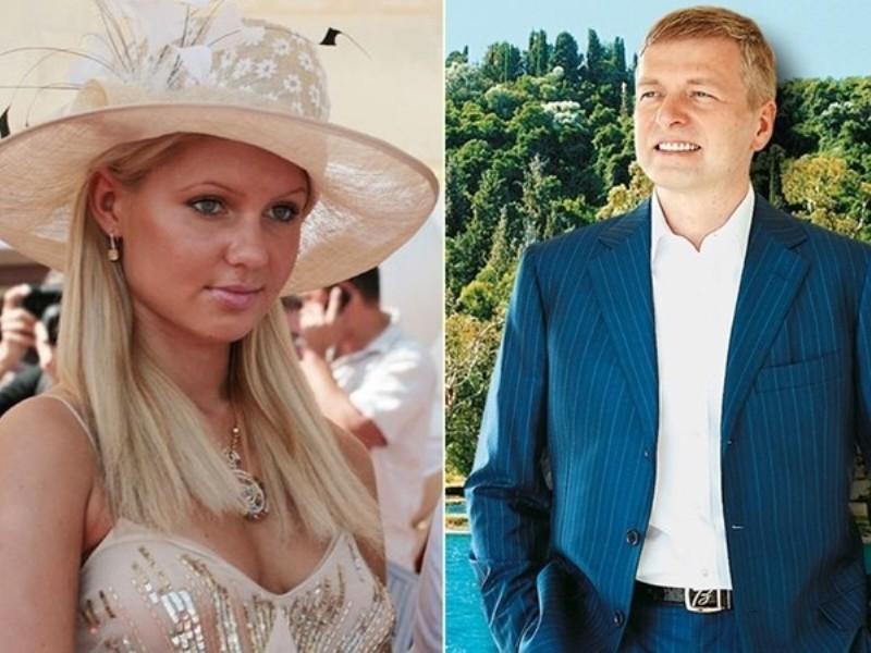 Η δύσκολη σχέση του Ντμίτρι Ριμπολόβλεφ με την κόρη του