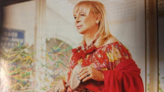 Στο σπίτι της αναρρώνει η Άννα Φόνσου - Τι ανακοίνωσε το Σπίτι του Ηθοποιού;