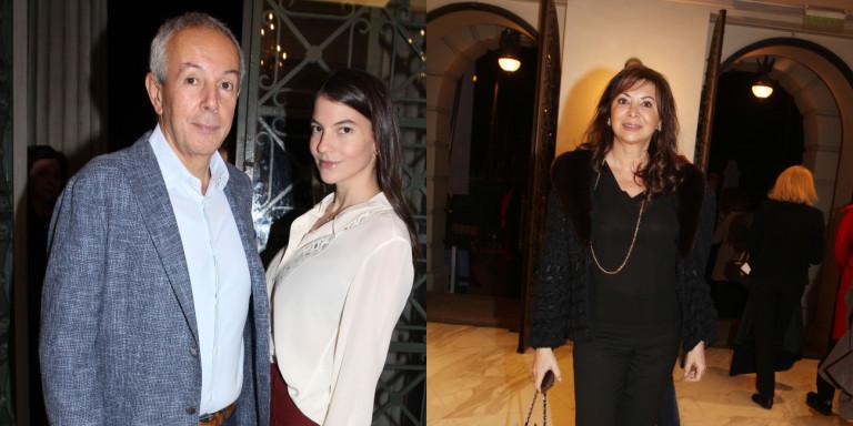 Διαζύγιο Γιάννη Κούστα: Στα δικαστήρια ξανά Γιάννης Κούστας και Σοφία Γιαννικοπούλου