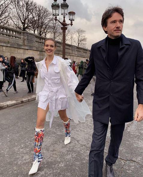Αποκλειστικό: Ναταλία Βοντιάνοβα Παντρεύτηκε τον δισεκατομμυριούχο κληρονόμο της LV