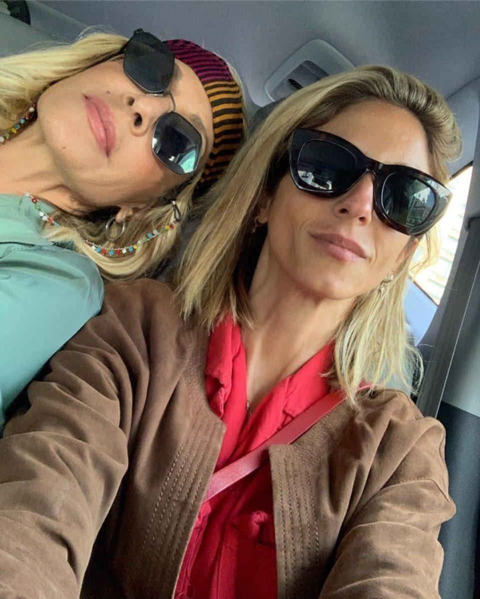Άννα Βίσση – Σοφία Καρβέλα: Μαμά και κόρη κολλητές