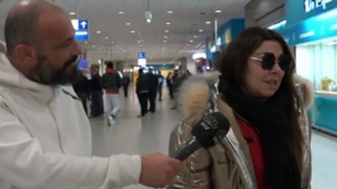 Η Άντζελα Δημητρίου και η αντίδρασή της για το «Just the 2 Of Us»