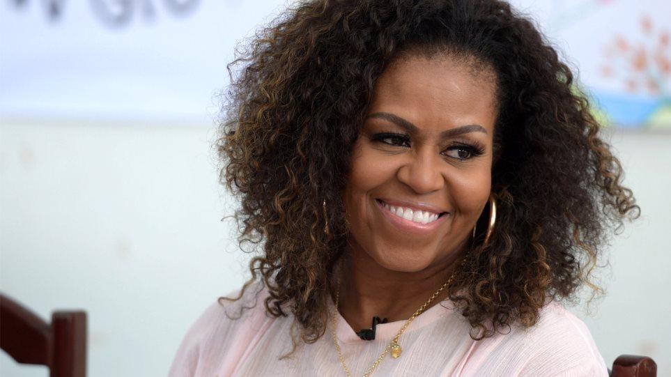 Αποκαλυψεις για τον Λευκό Οίκο από τη Μισέλ Ομπάμα