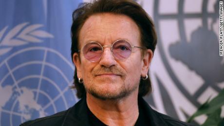 Το τραγούδι που έγραψε ο Bono για τους Ιταλούς