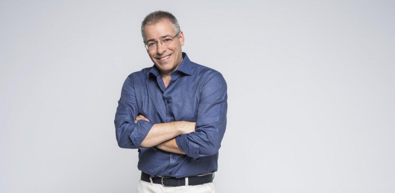 Ανέλαβε την ευθύνη ο Μάνεσης για  fake news που προβλήθηκε στην εκπομπή του