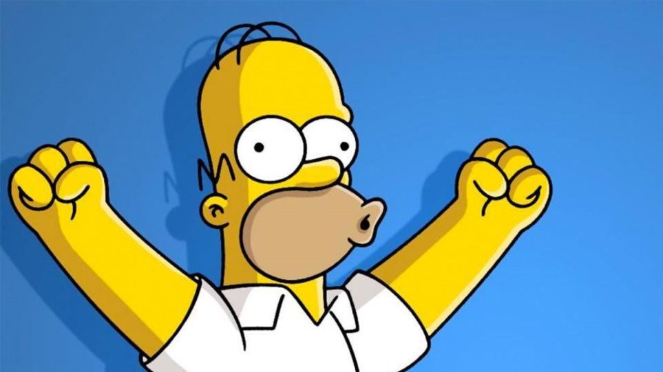 Η προφητεία των Simpsons για τον κορωνοϊό