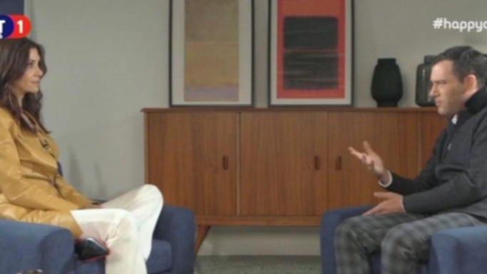 Η Κατερίνα Λέχου κατανοεί αλλά ο Αντίνοος Αλμπάνης ενοχλείται