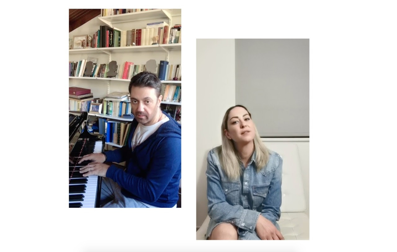 Γιώργος Θεοφάνους & Μελίνα Ασλανίδου: «Γειά Σου» Νέο Τραγούδι & Music Video
