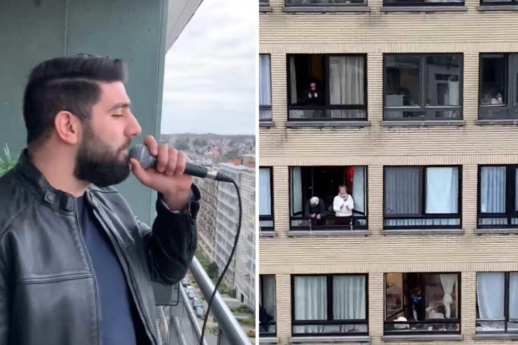Πως ο Αρμένιος τραγουδιστής ρίχνει το ίντερνετ