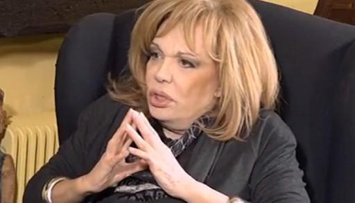 Η Μαίρη Χρονοπούλου παινεύει τον Κυριάκο Μητσοτάκη
