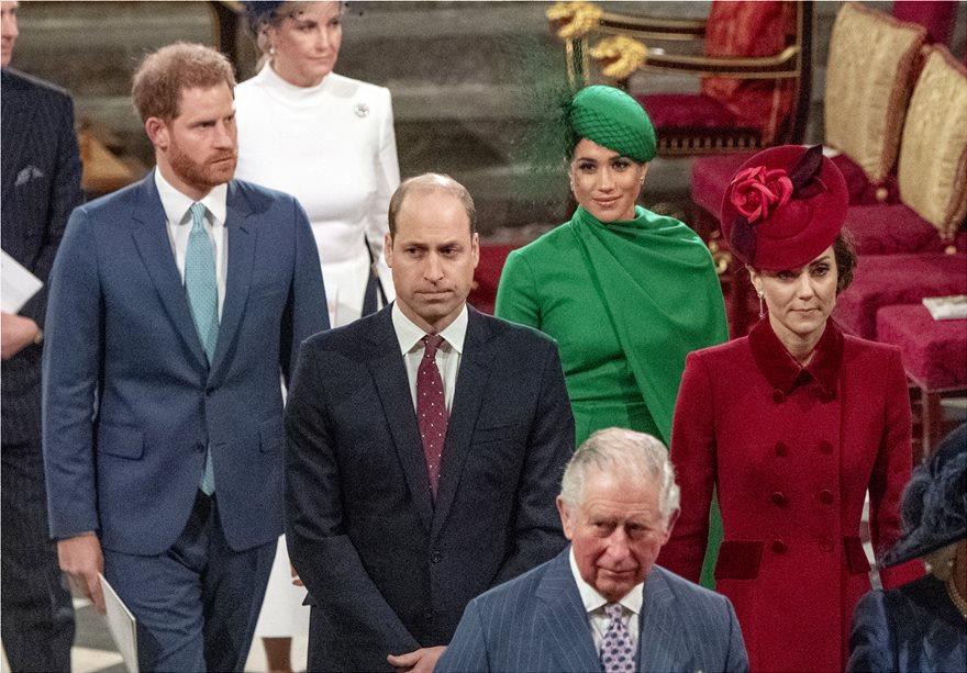 Αποκαλύψεις για τα... άπλυτα της βασιλικής οικογένειας