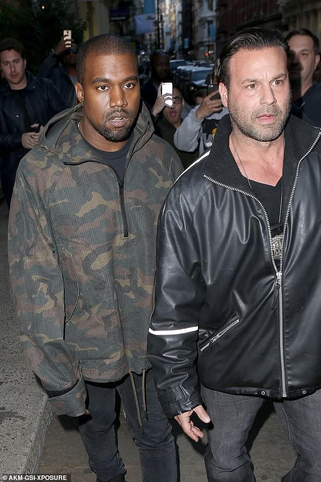 Τρομερές αποκαλύψεις από τον πρώην σωματοφύλακα της Kim Kardashian και του Kanye West