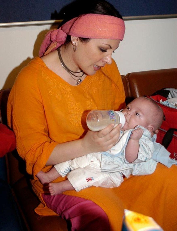 Η συγκινητική ανάρτηση της Νένας Χρονοπούλου για το γιο της