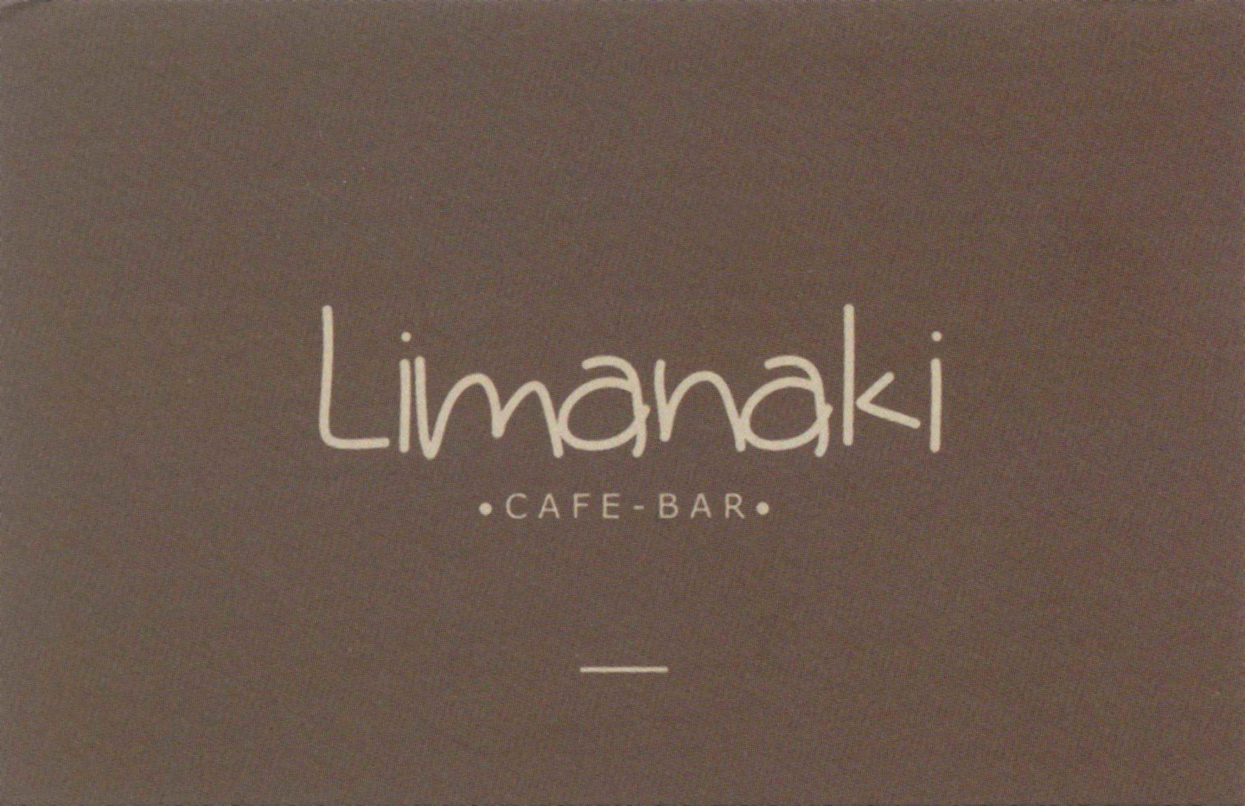 Limanaki café bar