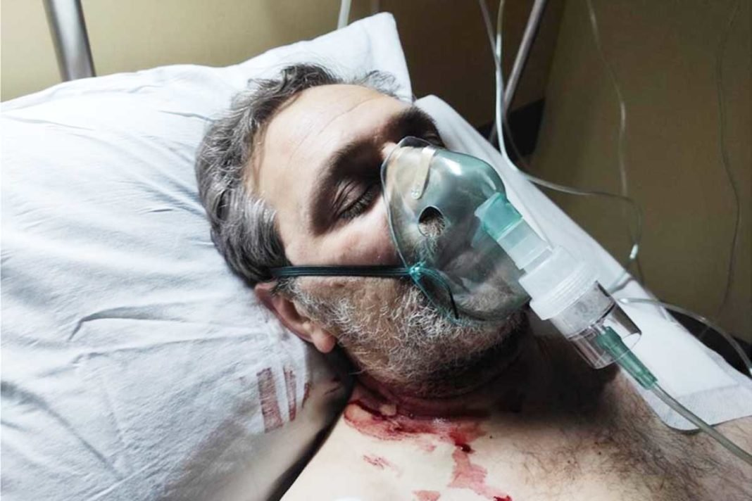 Τι ψάχνει η αντιτρομοκρατική σχετικά με την ένοπλη επίθεση στον Στέφανο Χίο