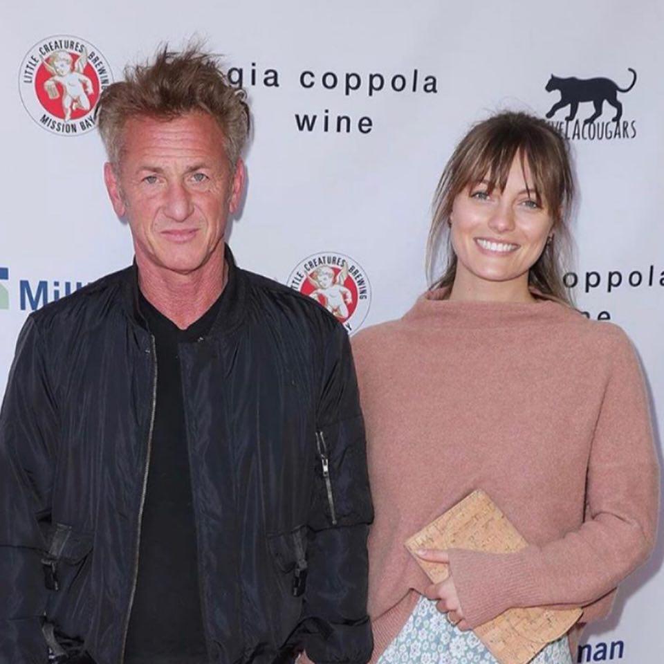 Ο Sean Penn παντρεύτηκε την αγαπημένη του με έναν προτότυπο τρόπο