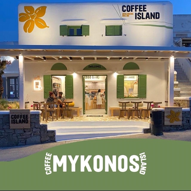 Coffee Island Μυκόνου