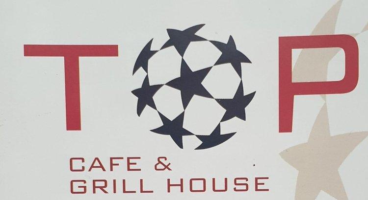 Top café grill house