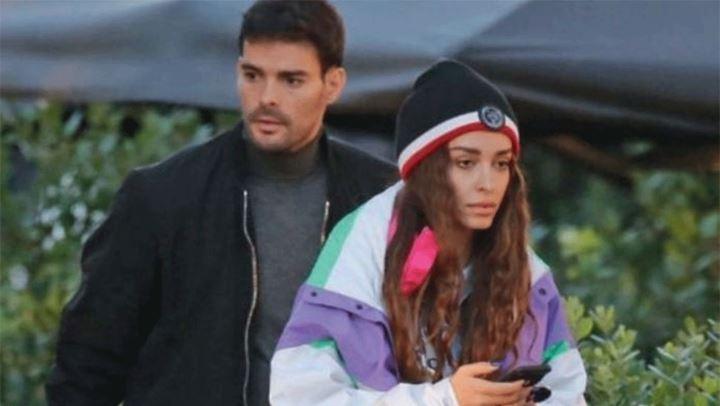 Είναι ξανά μαζί η Ελένη Φουρέιρα με τον Αλμπέρτο Μποτία;