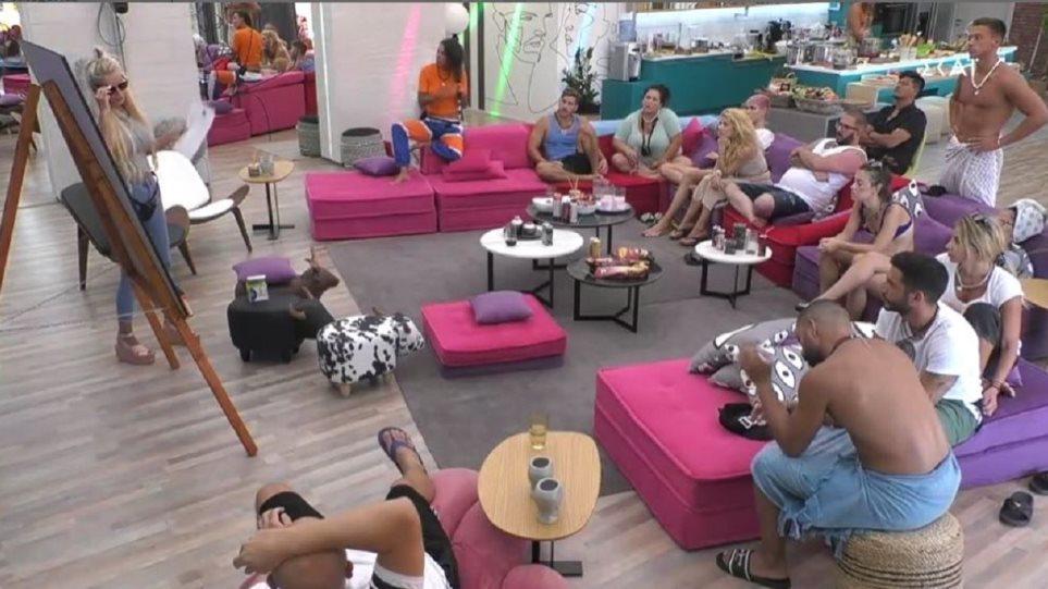 Χαμός με το ροζ βίντεο παίχτριας του Big Brother