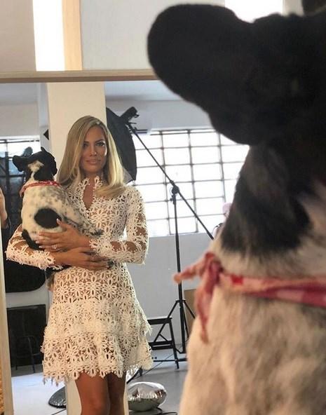 Και όμως η Ιωάννα Μαλέσκου έχει φτιάξει λογαριασμό στο Ιnstagram μέχρι και στο σκύλο της!