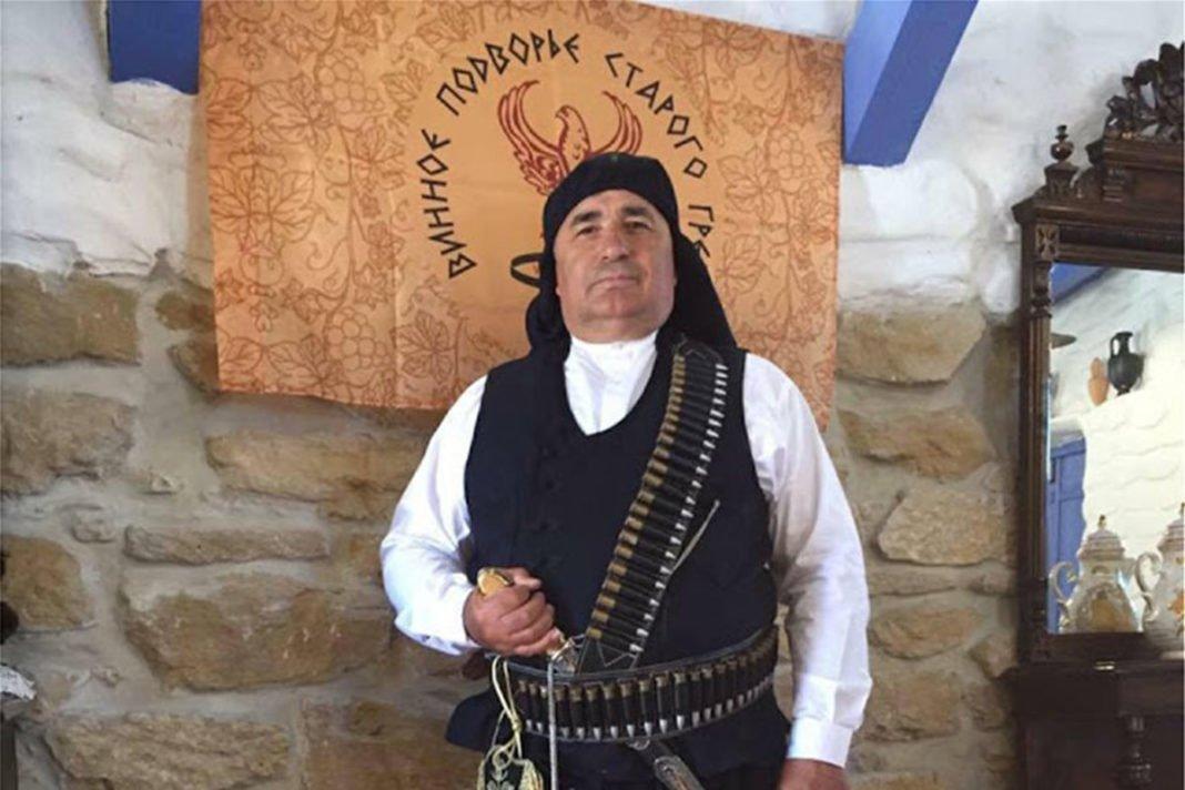 Βαλέριος Ασλανίδης: Ο πρώτος Έλληνας που έκανε το ρωσικό εμβόλιο για τον κορωνοϊό