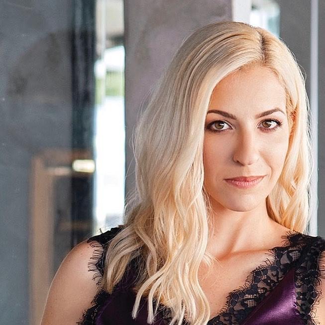 Μαρία Αναστασοπούλου: Αυτός είναι ο σύντροφός της