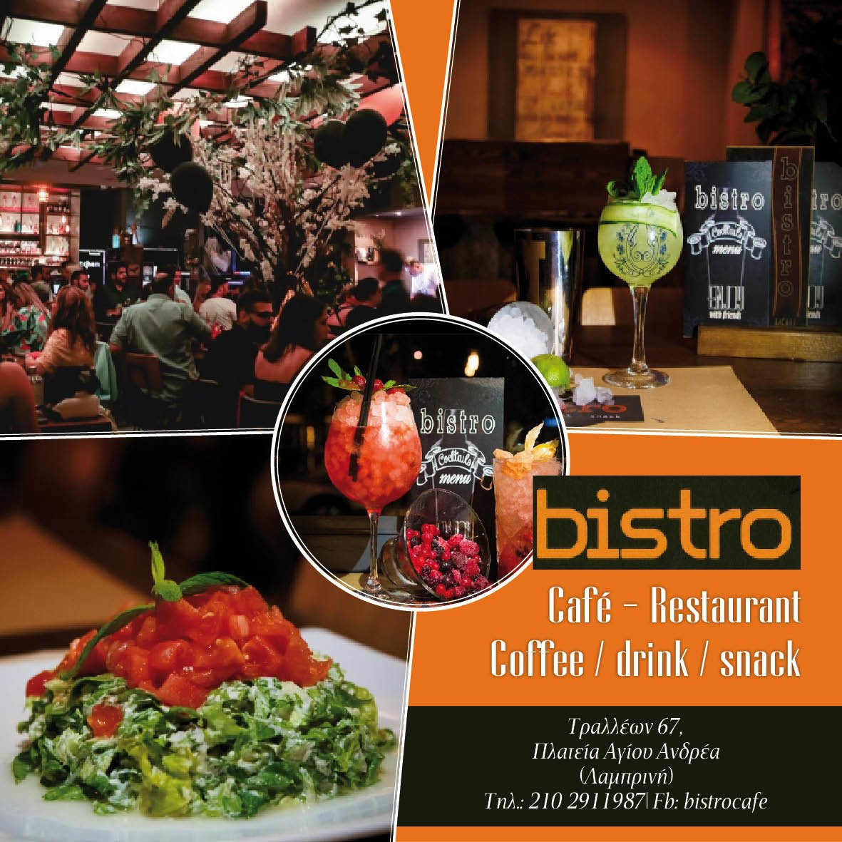 Bistro Café – Restaurant